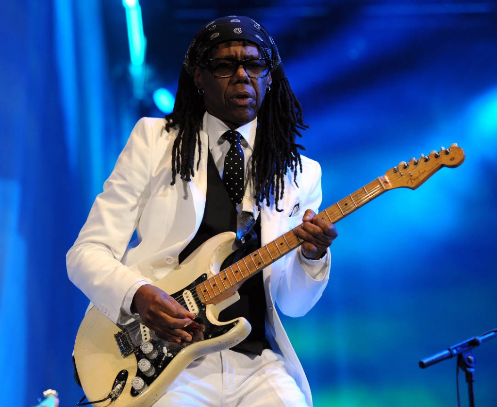 Playlist Disco: hommage à NILE RODGERS