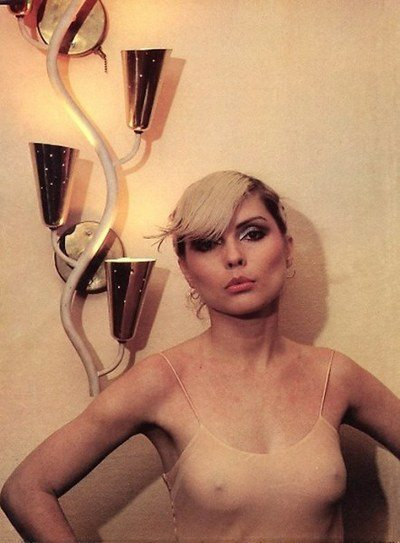Blondie - Debbie Harry : son coming-out bisexuel Non