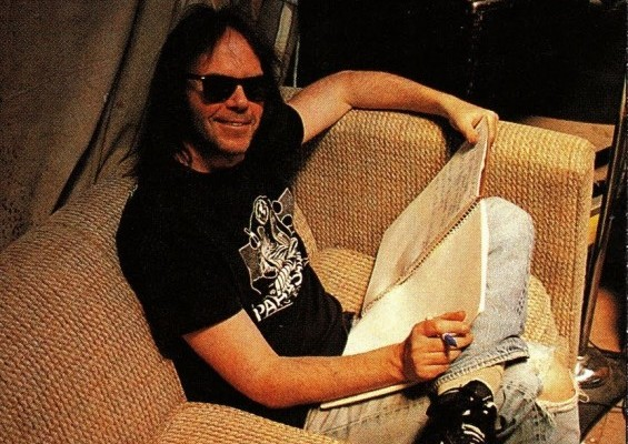 Neil Young Ragged Glory