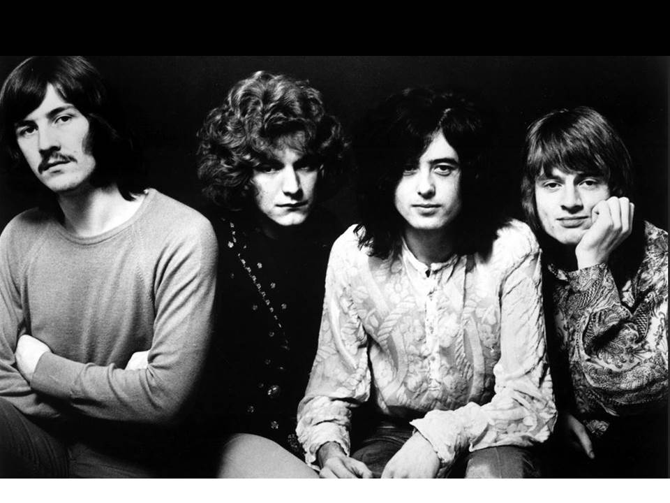 LED ZEPPELIN: oser retoucher à la Légende