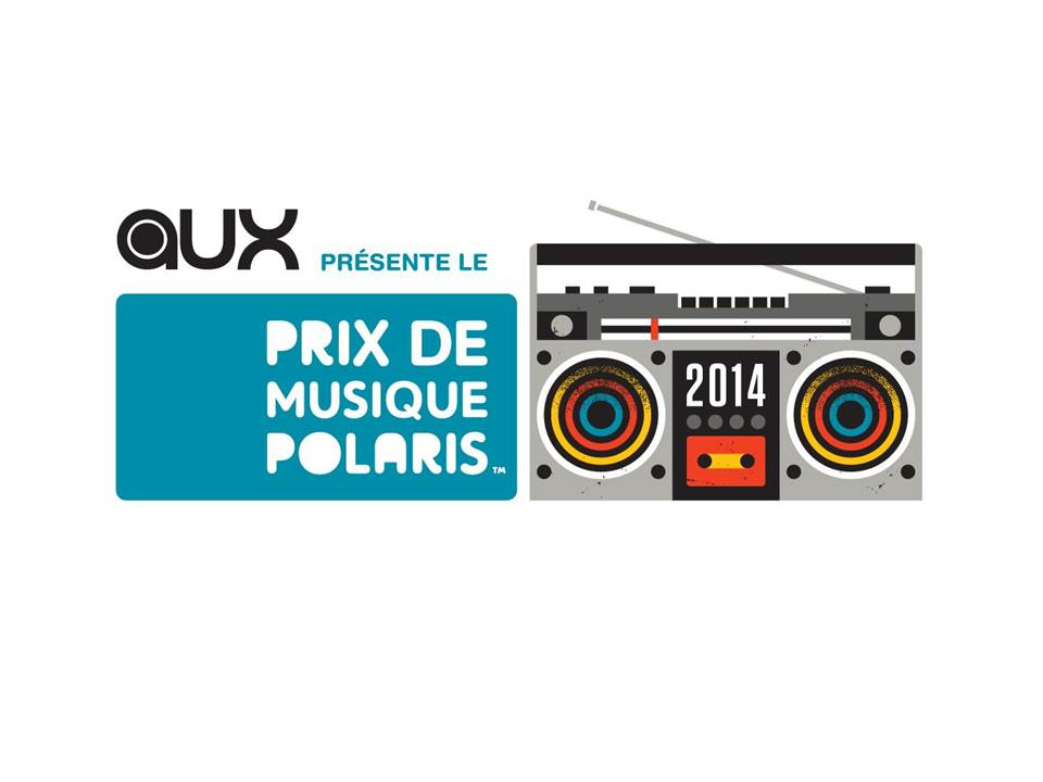 La playlist de la courte liste du POLARIS 2014