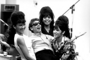 Phil Spector, The Ronettes