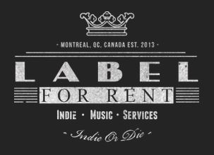 label for rent