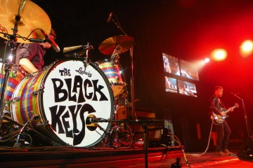 Black Keys Live Montreal 2014