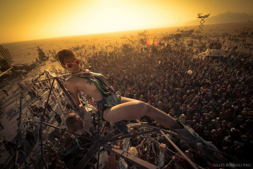 "ROBOT HEART: les ""doers & dreamers"" de BURNING MAN 2014"