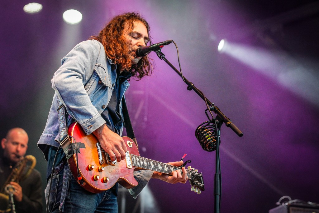 Ottawa Folk Festival: soleil et consécration pour THE WAR ON DRUGS
