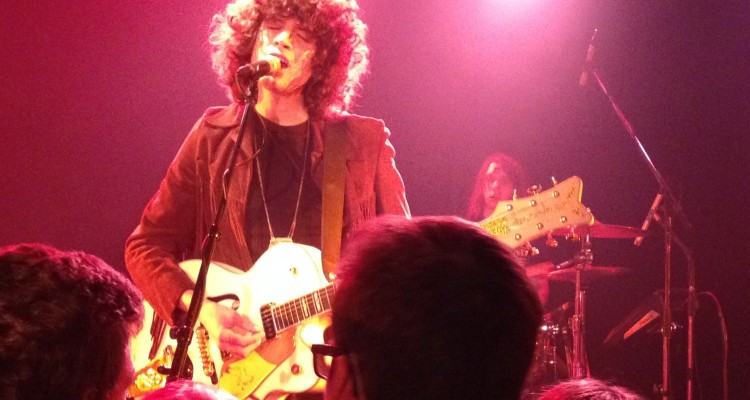 Temples live Montreal 2014