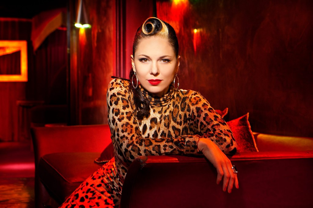 IMELDA MAY : Déesse du rockabilly