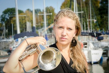 RACHEL THERRIEN et le jazz philosophique