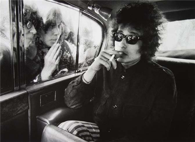 bob dylan Barry Feinstein
