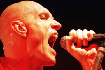 Peter Garrett of Midnight Oil