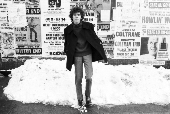 TIM BUCKLEY fait son « Sgt. Pepper »