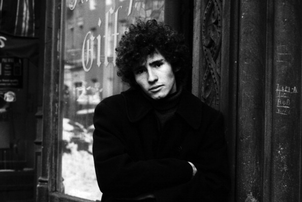 Tim Buckley In Greenwich Village