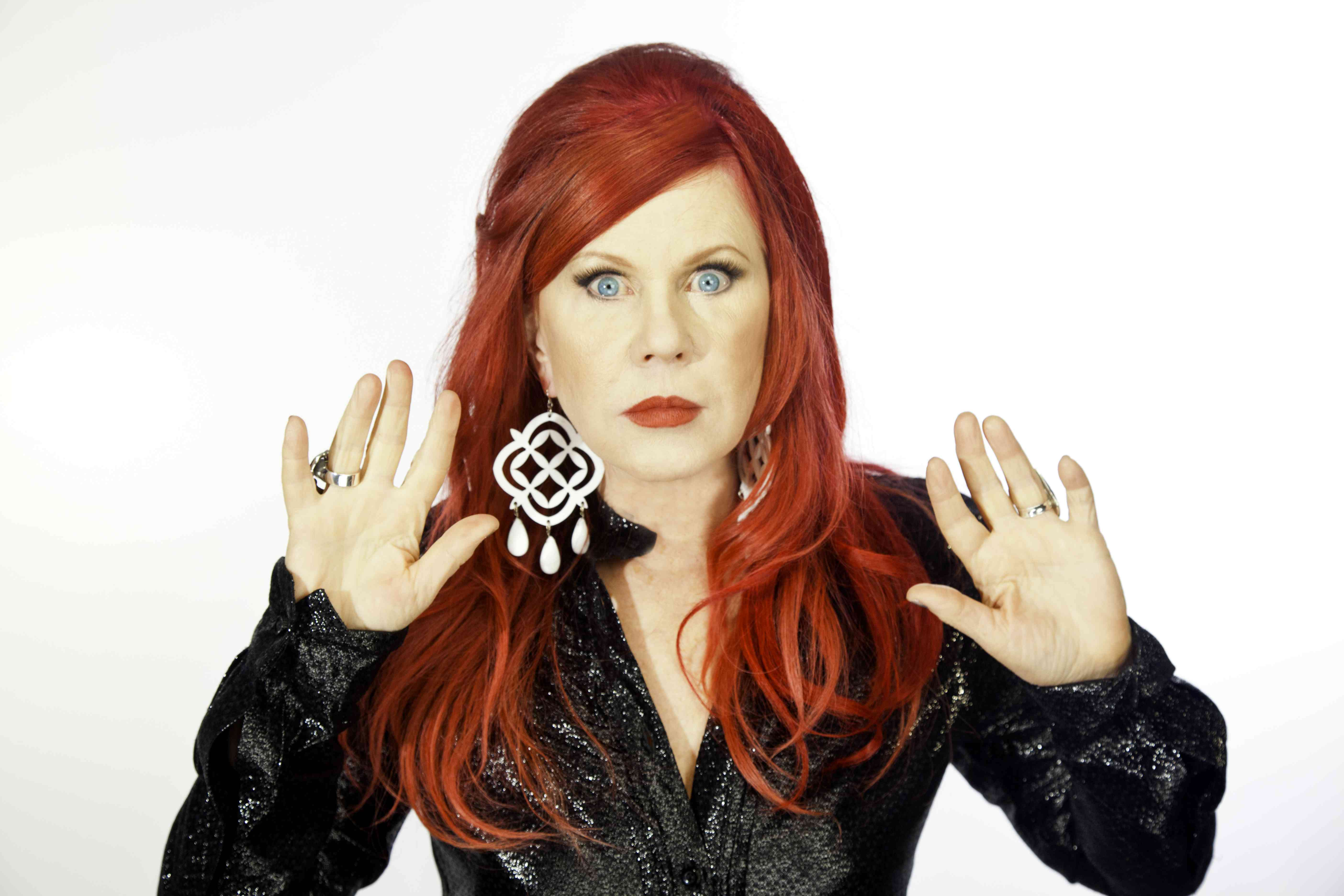 The B 52 S Kate Pierson Has Made Her Arrival Rreverb Com