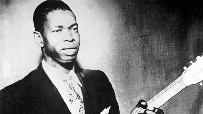 ELMORE JAMES : Le roi de la guitare slide
