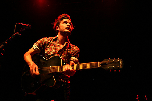 THE TALLEST MAN ON EARTH étend sa palette sonore