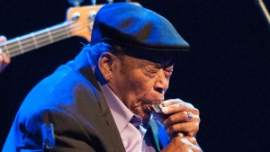 James Cotton (photo Denis Alix)