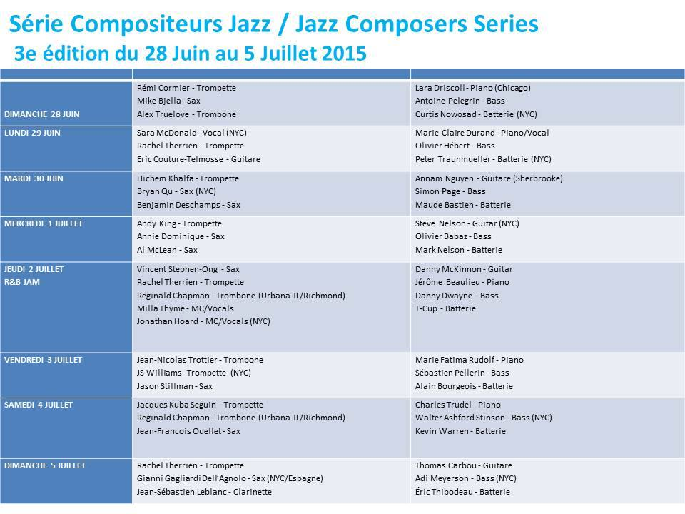 jazz composers