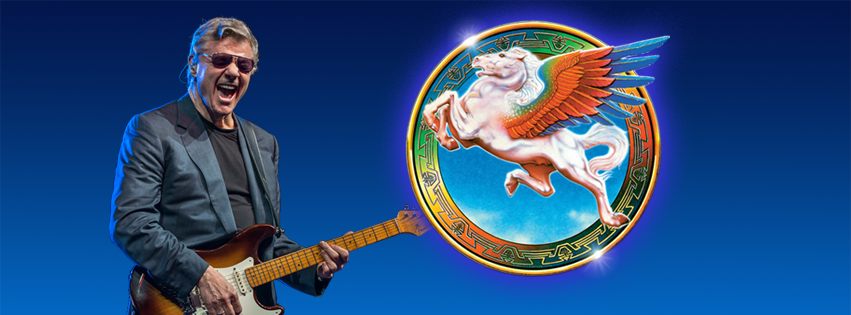 STEVE MILLER : convention Rock