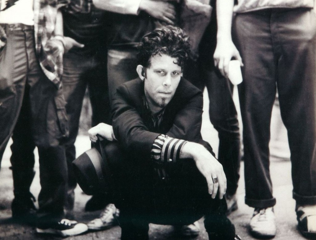TOM WAITS In a unique place