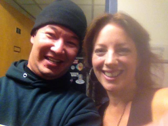Chip with Sarah McLachlan