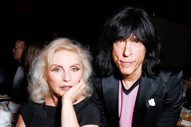 marky ramone debbie harry