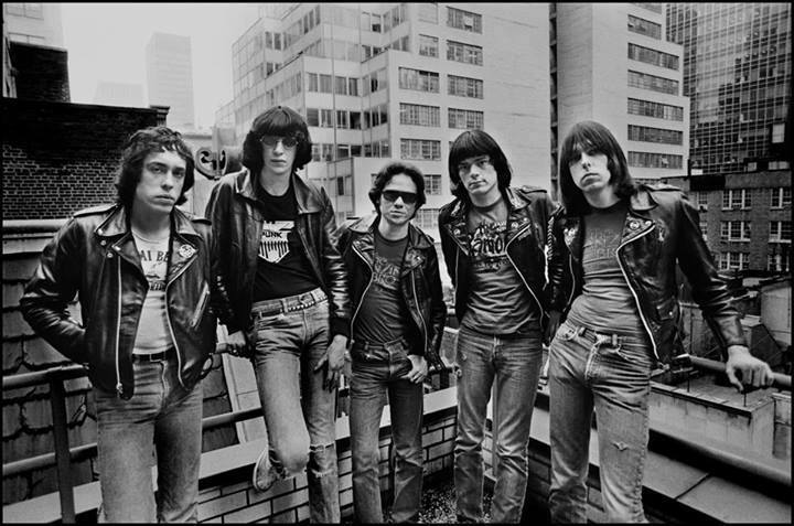 the ramones road to ruin