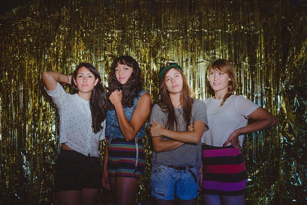 LA LUZ and more at Ritz PDB. Cute and hearts and brains.