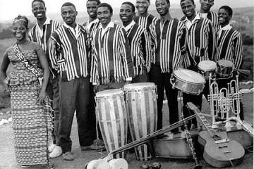 BEMBEYA JAZZ : La fierté nationale de la Guinée