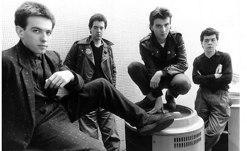 the cure 1980