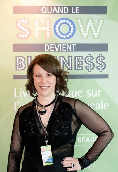 yzabel beaubien quand le show devient business