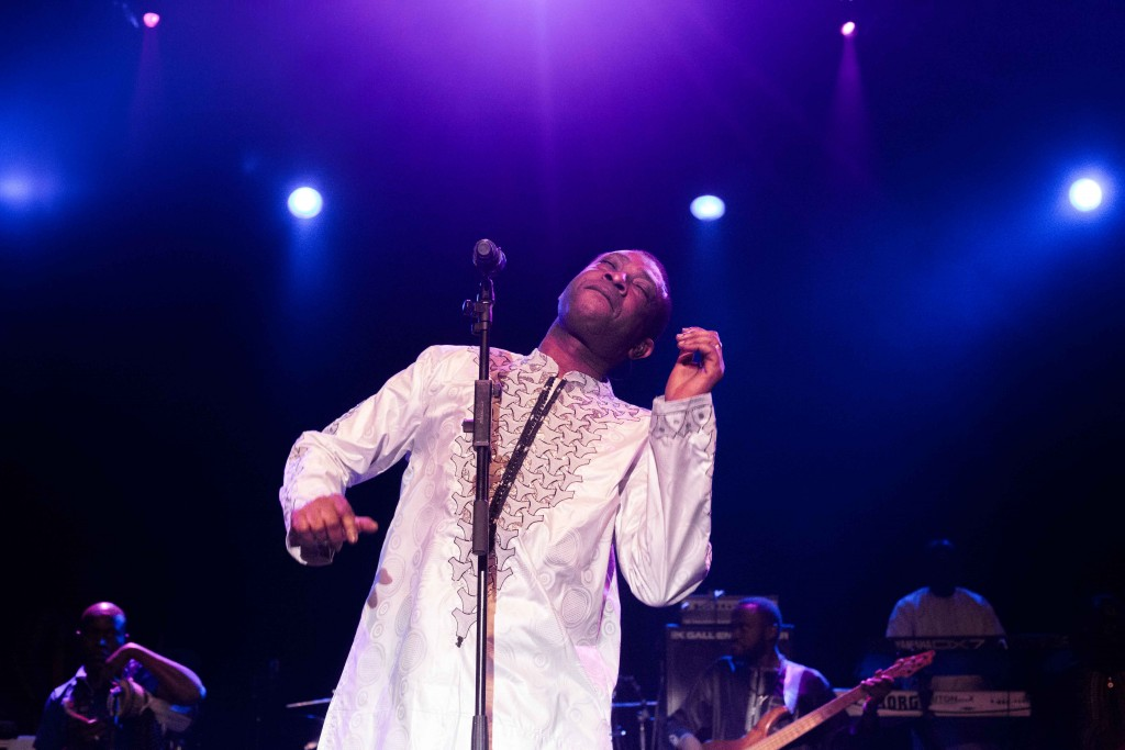 YOUSSOU N'DOUR in Montreal, Nothing but Heat!