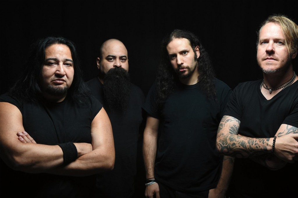 fear factory band 2015