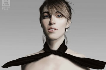 FEIST's Silver Metal Shining