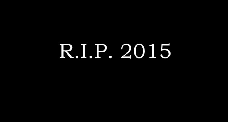 musicians who died in 2015