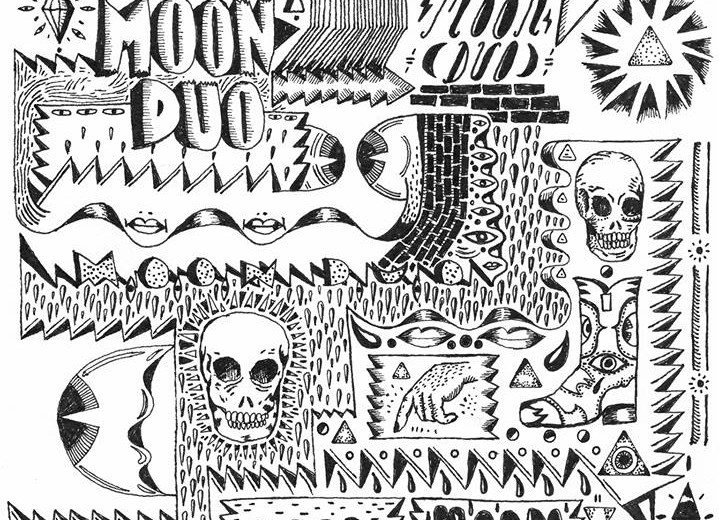 moon duo poster