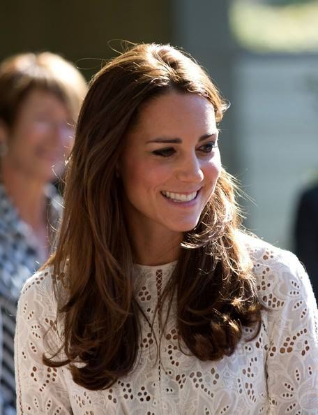 breast size Kate Middleton