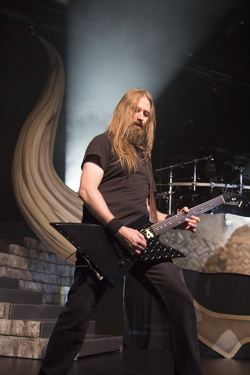 amon amarth live NYC