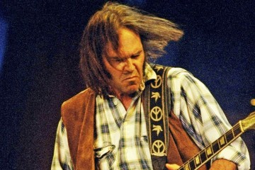 neil young 1996