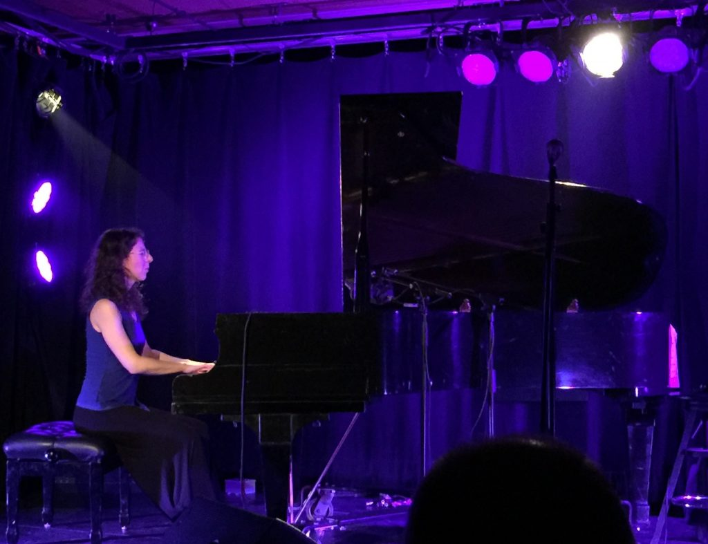 Marianne Trudel solo live Credit NicoPelletier2016