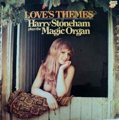 sexy record sleeve Harry Stoneham Love's Themes 1975
