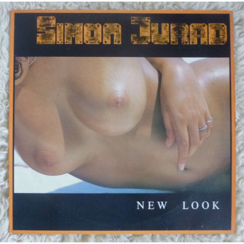 sexy record sleeve Simon Jurad new look