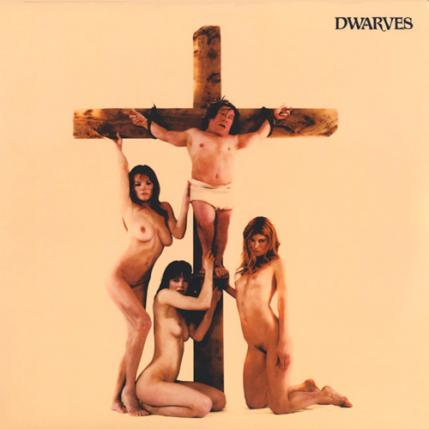 sexy record sleeve the dwarves 2004 must die