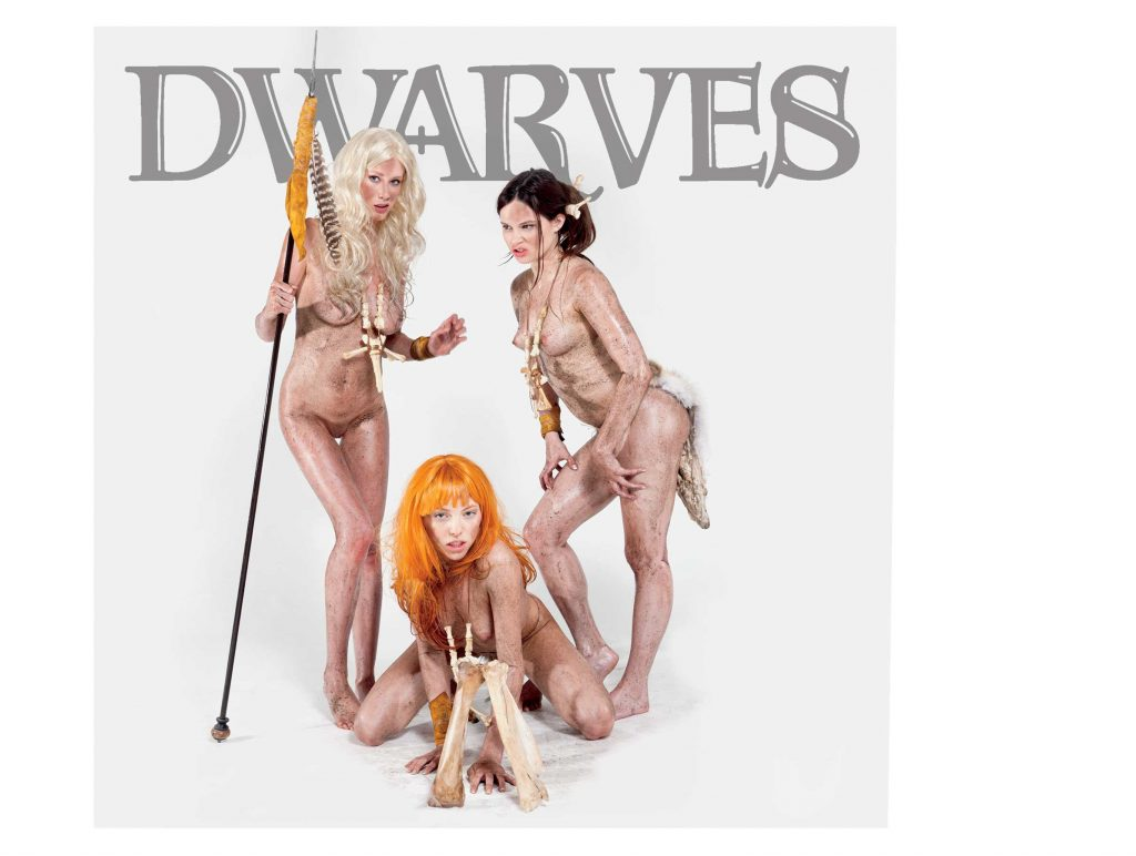 sexy record sleeve the dwarves nude