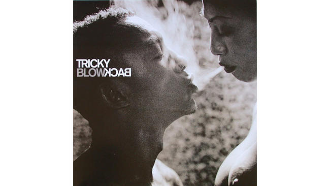 sexy record sleeve tricky blowback 2001