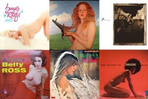 sexy record sleeves