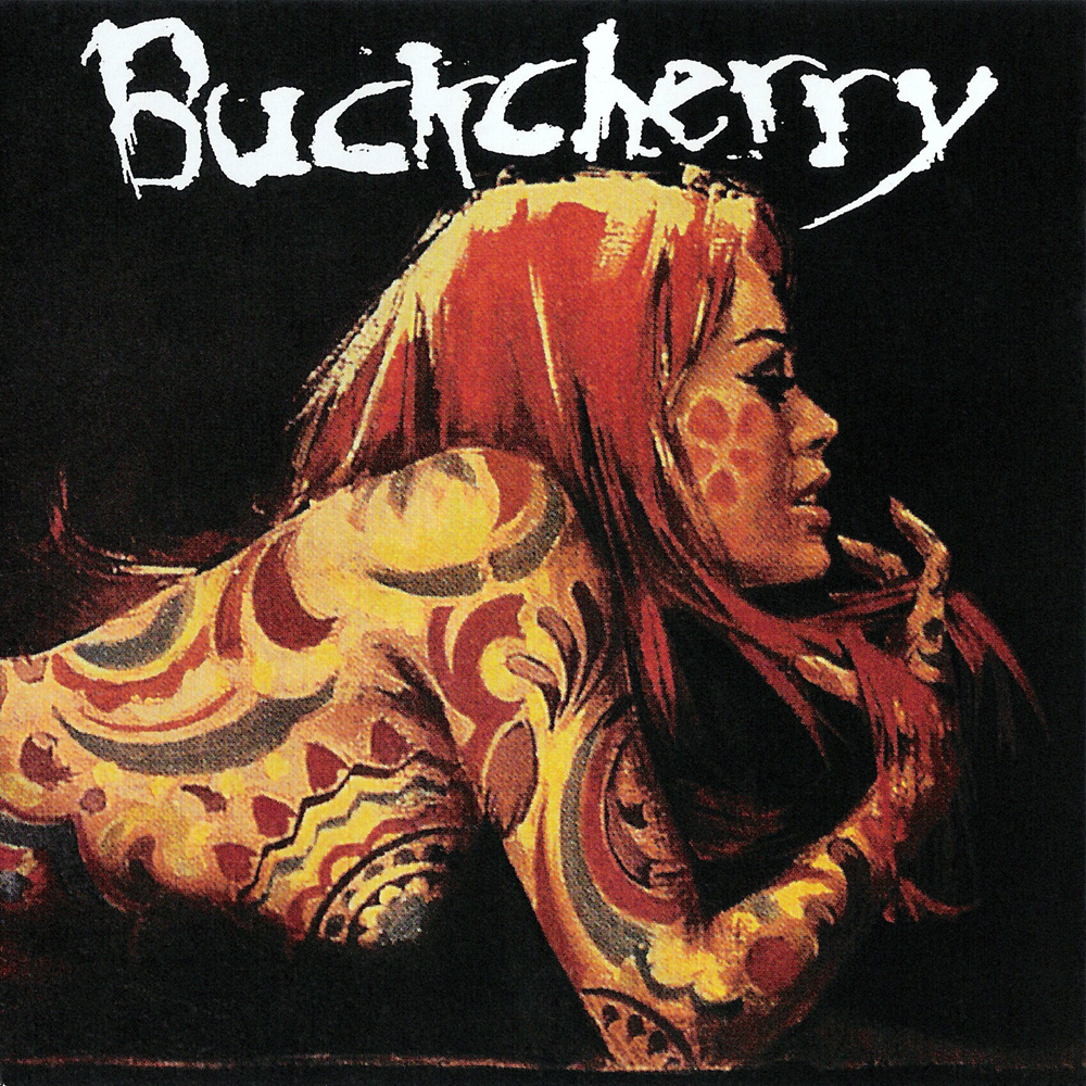 sexy record sleeves buckcherry 1999
