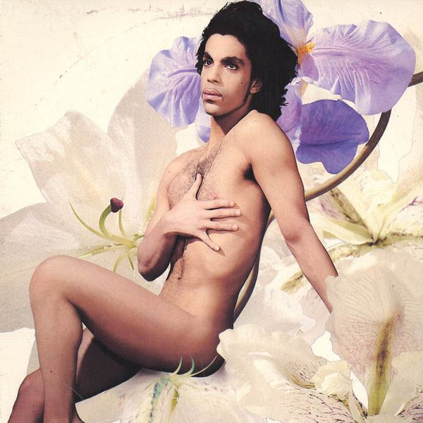 sexy record sleeves prince lovesexy nude 1988