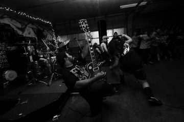 the beautiful ones hardcore band 2016