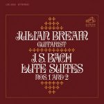 julian bream J.S. Bach, Lute Suites Nos 1 and 2